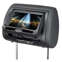 HAV-799 7 inch Headrest DVD 9