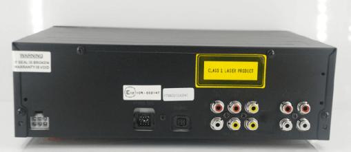 car Multi-Disc 6Disc CD DVD Video Changer player ip bus 5