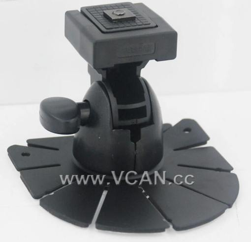 Monitor bracket install In Car table stand alone tablet pc gps dash mount 4