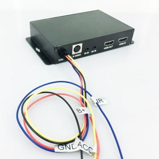 Car DVB-T2 DVB-T Multi PLP Digital TV Receiver 2 Antenna Diversity Dual Aerial H264 MPEG4 HD High Speed FTA STB 3