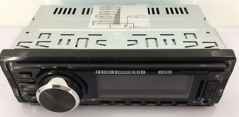 Fixed Panel Car MP3 USB SD FM Bluetooth MP3-6227 29
