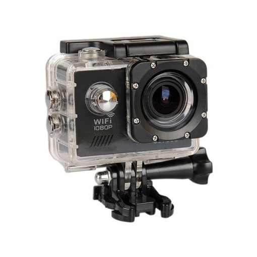 HD aerial camera waterproof outdoor waterproof sports camera motion VCAN1383 1