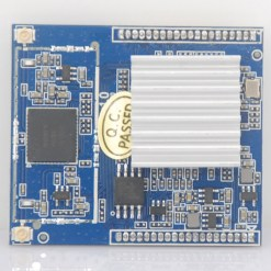 DVB-T2 TV module H265