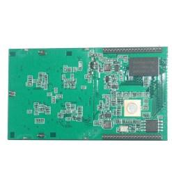 Car DVB-T2 pcb module 4 tuner