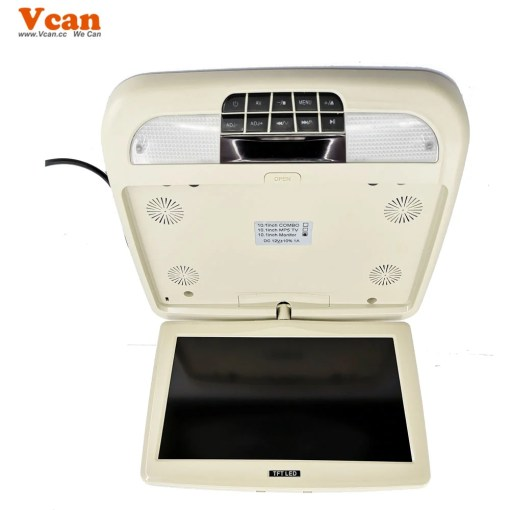 10.2 roof mount dvd player