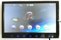 9 inch Android GPS Navigation ISDB-T 2 tuners 2 antenna Digital TV Receiver isdb-t9gps 13