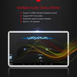 Android Headrest Player 11.6 inch IPS HD Monitor With WiFi Speaker Bluetooth FM transmitter Seat Touch Screen 12V 2PCS Pair 18