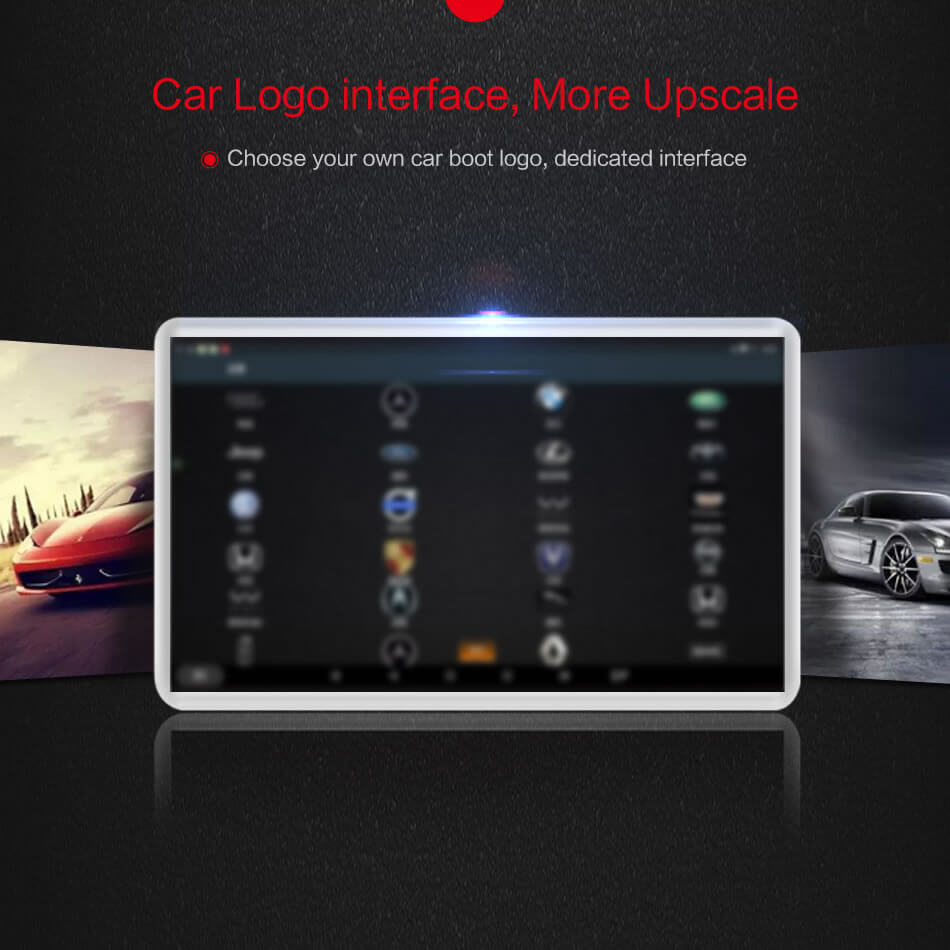 Android Headrest Player 11.6 inch IPS HD Monitor With WiFi Speaker Bluetooth FM transmitter Seat Touch Screen 12V 2PCS Pair 33