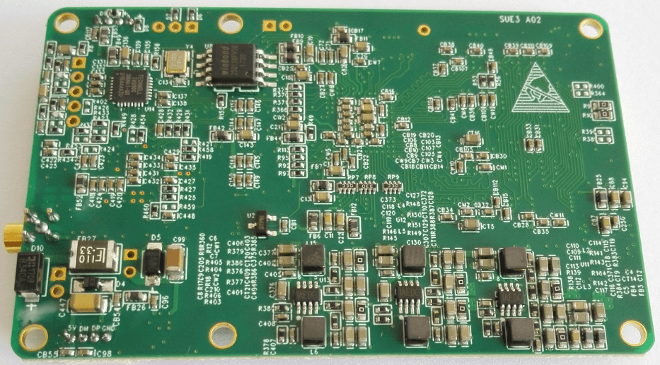 COFDM Wireless SDI Video Transmitter Encryption 905t 3