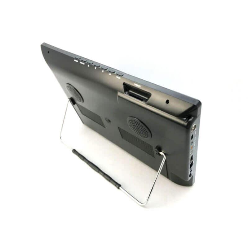 14 inch Digital TV DVB-T2 H.265 ISDB-T ATSC portable player Vcan1616 5