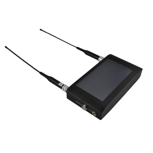 Handheld Wireless Receiver 7 inch Touch Screen COFDM Receiver Digital Video Receiver with 7 inch Monitor 2