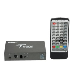 single antenna Car ISDB-T Digital TV Box HD fullSeg Receiver Mobile Digital TV Receiver for Brazil Chile Peru 11