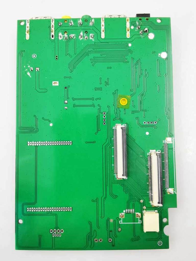 YS-910DTV-V1 digital tv receiver with the monitor driver board 2