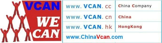 Vcan website