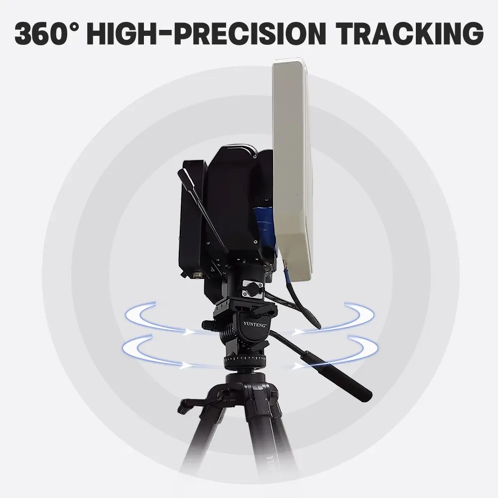 Auto Antenna Tracking System Tracker antenna with Drone Mavlink protocol Vcan1703 3