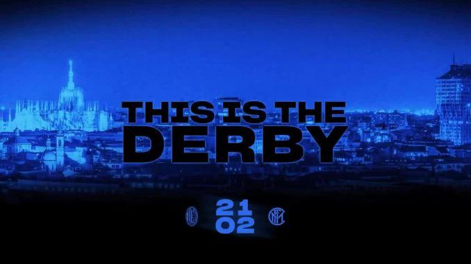 Inter làm video khích lệ trước trận derby Milano