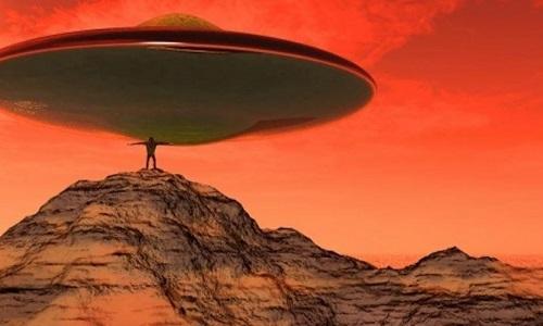 Người ngoài hành tinh có thể đã tới Trái Đất