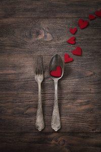 Valentines dinner