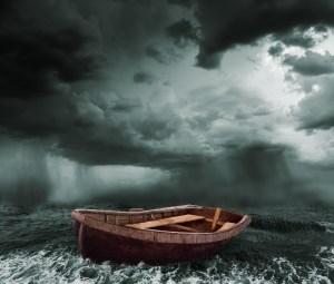 Don't rock Thy boat