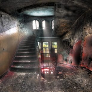 Does your house look abandoned inside?
