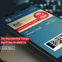 Ten Buzzworthy Things You'll See At #NRF16