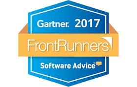 Gartner 2017 Front Runner Software Advise