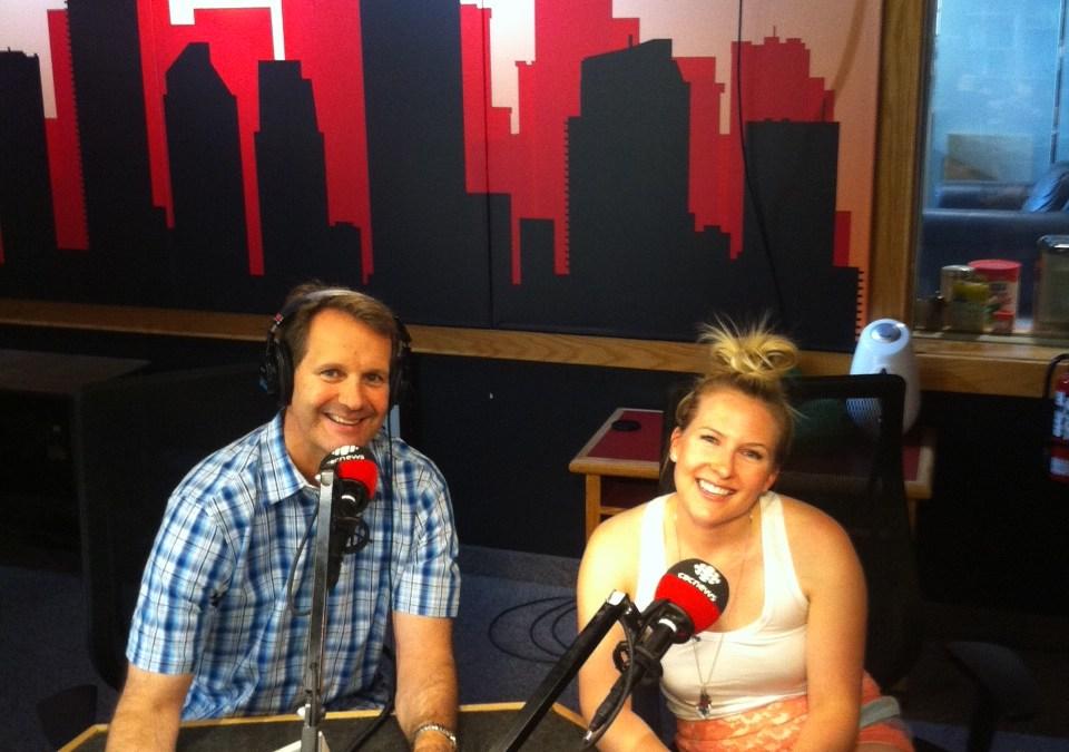 Radio Segment: Focus on Alberta Writers