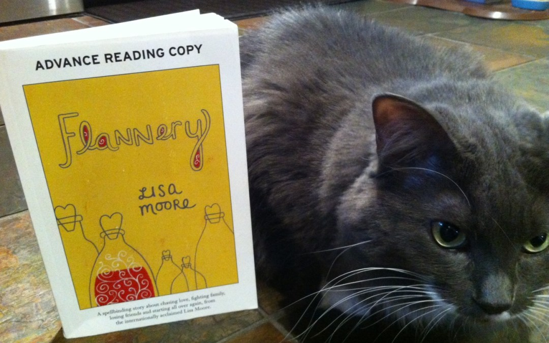 Book Review: Flannery by Lisa Moore