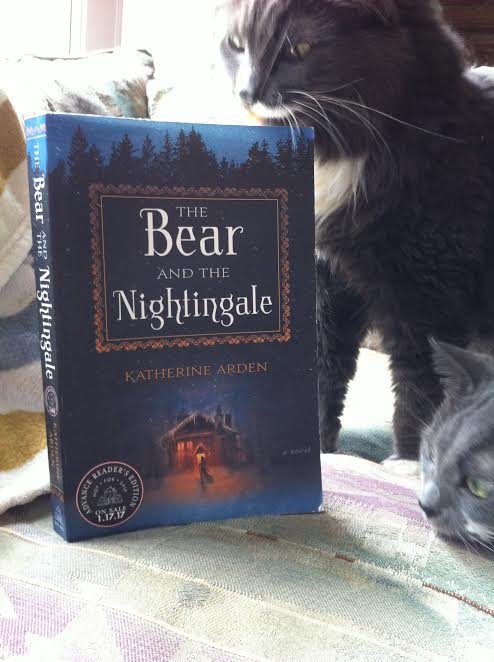 Book Review: The Bear and the Nightingale by Katherine Arden