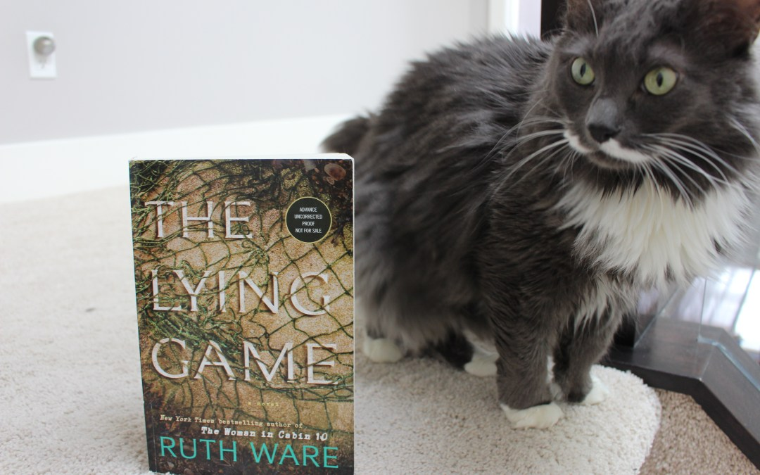 Video Review: The Lying Game by Ruth Ware