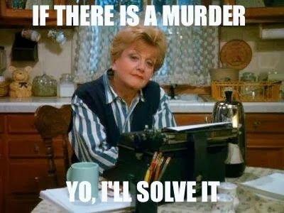 Murder She Wrote Meme