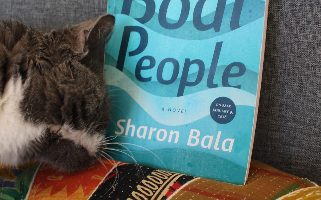 Book Review: The Boat People by Sharon Bala