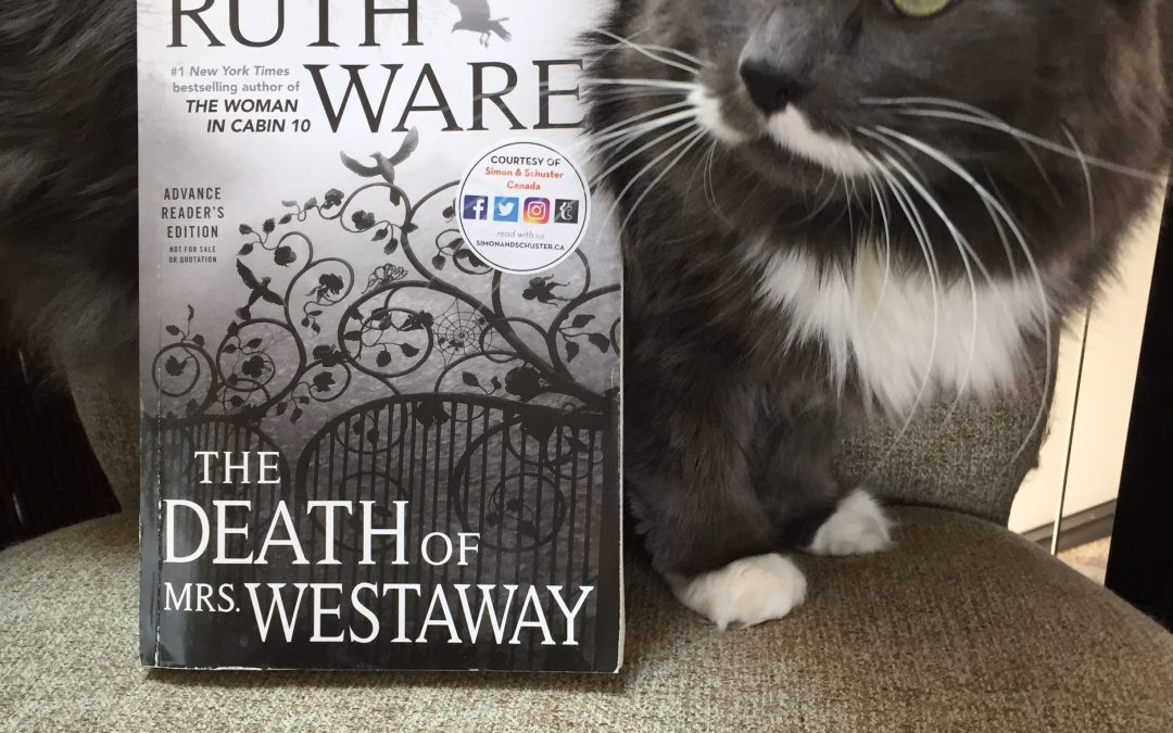 Book Review: The Death of Mrs. Westaway by Ruth Ware