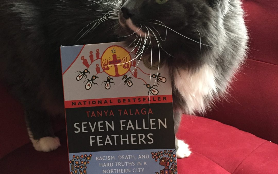 Book Review: Seven Fallen Feathers by Tanya Talaga