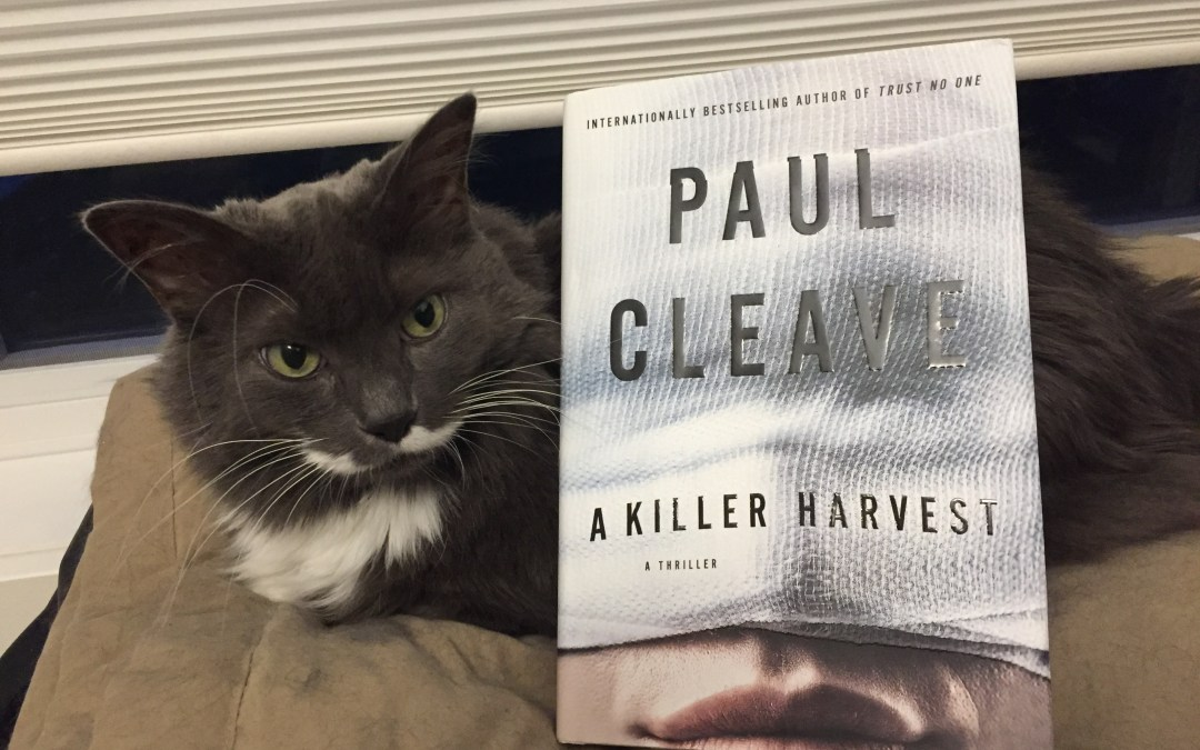 Book Review: A Killer Harvest by Paul Cleave