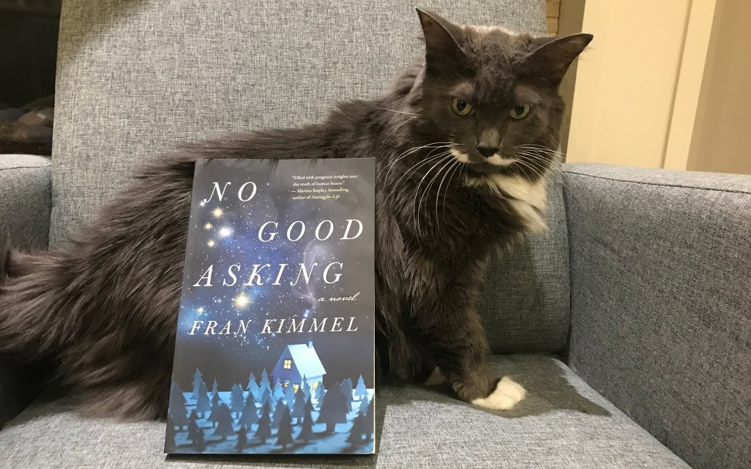 Book Review: No Good Asking by Fran Kimmel