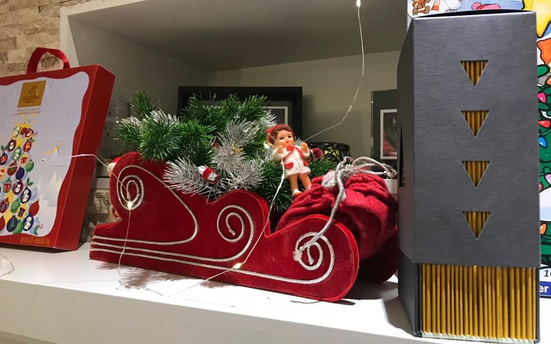 2018 Holiday Advent Calendar Unveiling: December 2