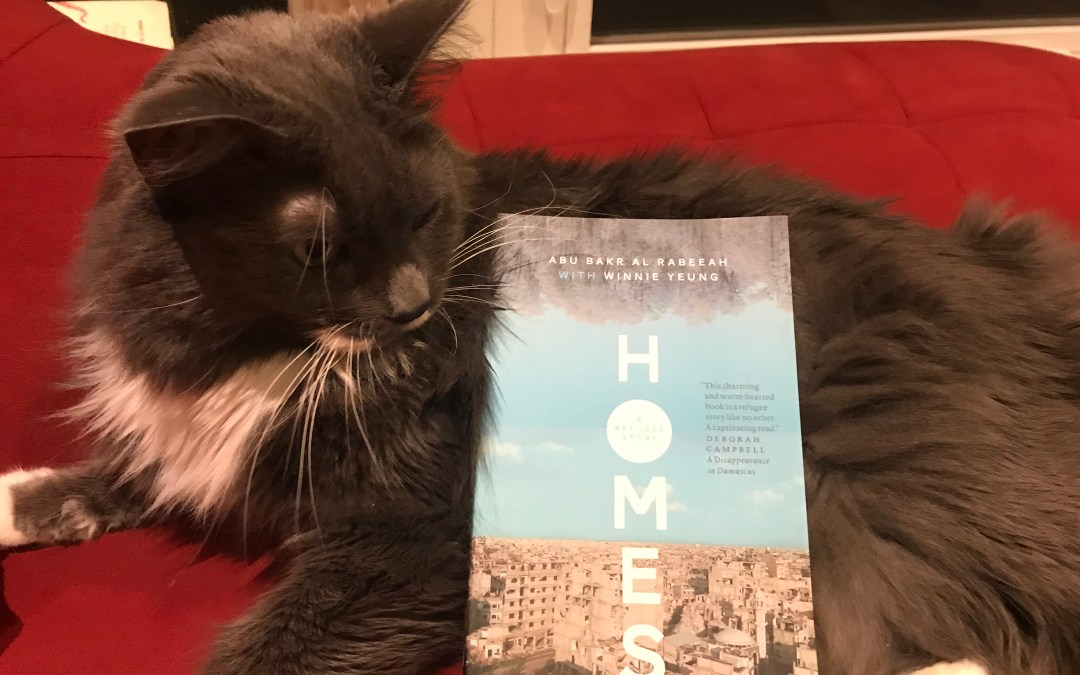 Book Review: Homes, A Refugee Story by Abu Bakr Al Rabeeah With Winnie Yeung