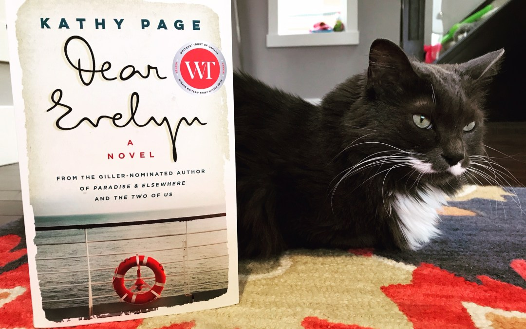 Book Review: Dear Evelyn by Kathy Page