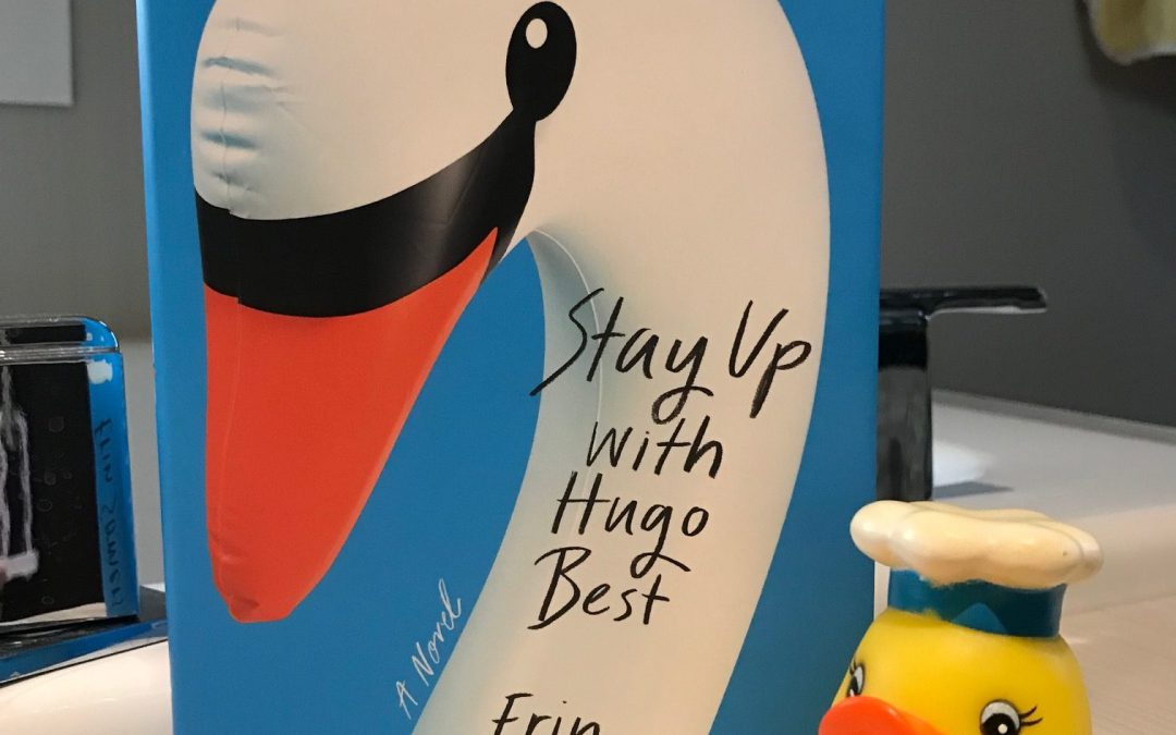 Book Review: Stay Up With Hugo Best by Erin Somers