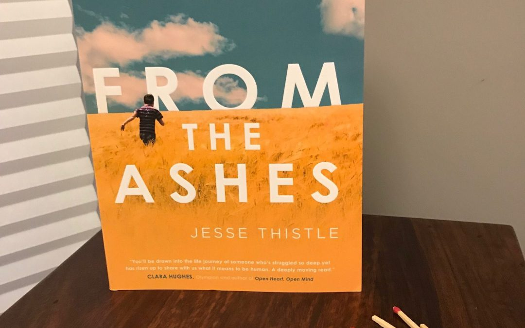 Book Review: From the Ashes by Jesse Thistle