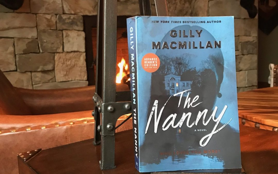 Book Review: The Nanny by Gilly Macmillan
