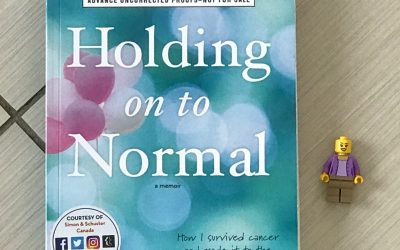Book Review: Holding on to Normal by Alana Somerville