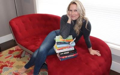 New Website, New Newsletter, Same Anne Logan