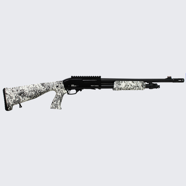 Iver Johnson PAS12 PG-DS 12ga pump shotgun