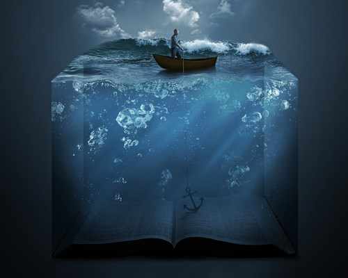 The bible is the anchor