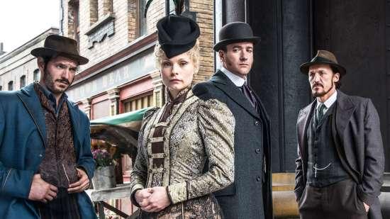 series época victoriana bbc series época victoriana series británicas de época victoriana Londres victoriano época victoriana