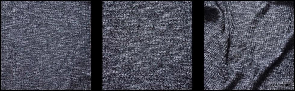 Black White Summer Knit