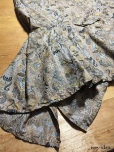 Ivey Abitz Fairholme Frock in Royal Filagree Cotton
