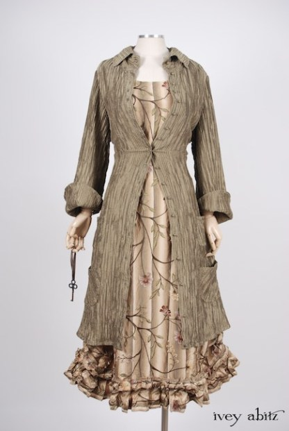Phinneus Coat Dress